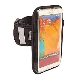 Jarv High Quality Running Armband for Samsung Galaxy Note 5, 4, Galaxy S6 Edge, S6, S5 Mobile Phones w/ Sweat Proof Neoprene Sports Gym Jogging Exercise Strap (Revised Version)