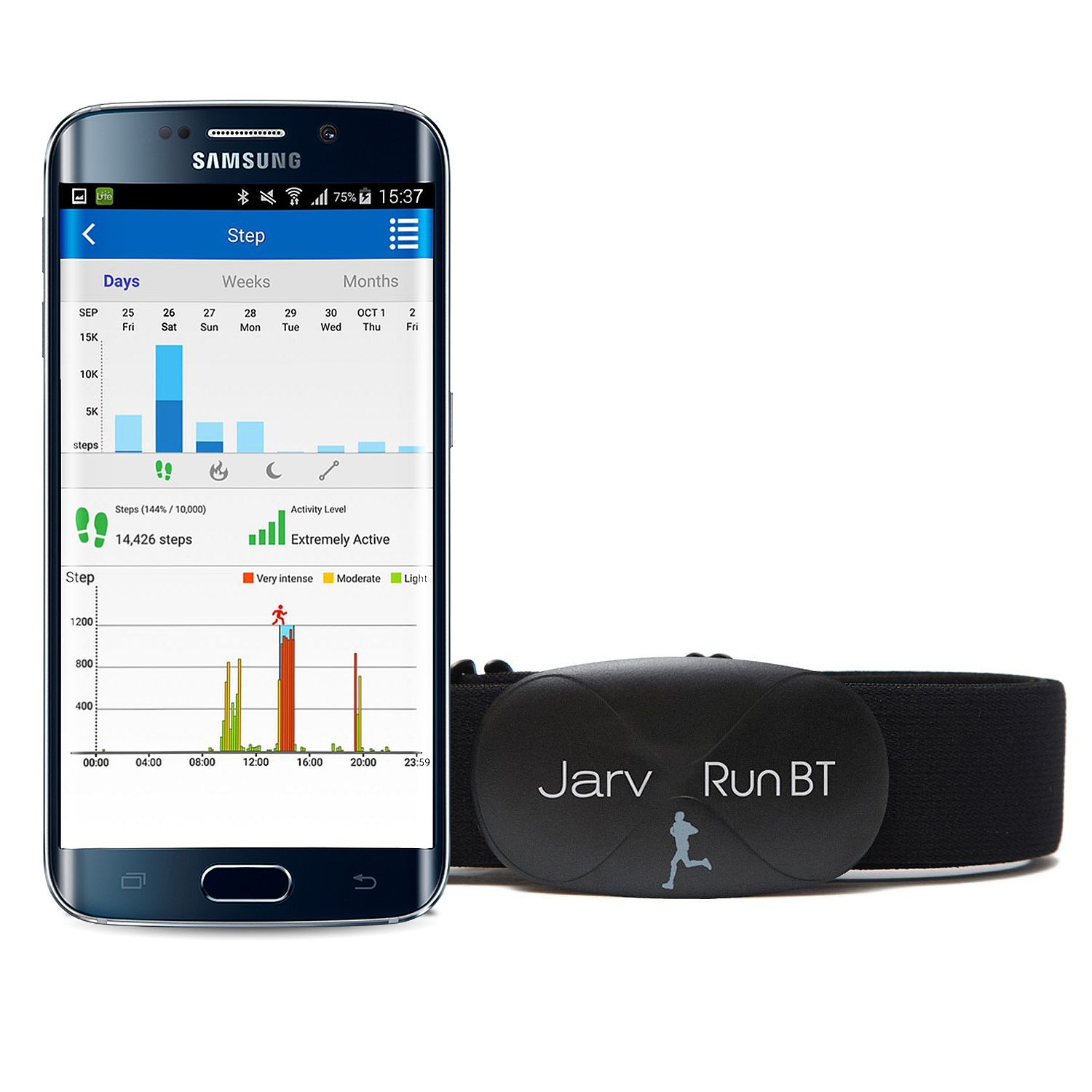 Jarv Premium Bluetooth 174 4 0 Smart Heart Rate Monitor For