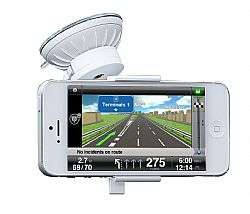 Just Mobile Xtand Go for iPhone 5 - White